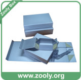Pappfaltender Kasten-/Falten-Geschenk-Papierkasten/kleine faltbare Schmucksache-Kästen