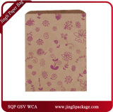 Saco de Merchandise Print Saco de papel Brown Kraft Envelope
