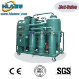 Los residuos de la máquina de filtración de aceite hidráulico