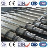 Rolo de aço alternativo para moinhos de laminação dos metais não-ferrosos