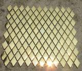 Mattonelle di mosaico dell'acciaio inossidabile, mattonelle di mosaico del metallo, carta di parete (MI36)