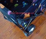 Vagão de serviço público de dobramento portátil na cor Polyster