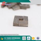 Сегмент алмаза 1600 мм для резки камней