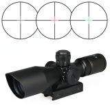espaço ótico do rifle 2.5-10*40L para a caça e o tiro