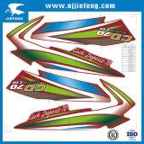 De Sticker van de Decoratie van het Overdrukplaatje van de Sticker van de Auto van de motorfiets