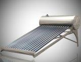 ステンレス鋼のNon-Pressurized太陽給湯装置システム太陽間欠泉