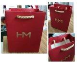 カスタム贅沢で装飾的なペーパーギフト袋