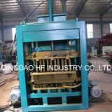 Farbe Qt4-16, die formenmaschinen-Hydraform verwendete Betonstein-Maschine pflastert