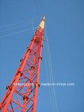 Оцинкованные стальные решетки парень провод в корпусе Tower для телекоммуникационных