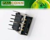 USB2.0 vrouwelijke Schakelaar, Huidige Rating~1.5A bij 250VAC.