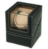 LuxuxStrauß PU-Leder-Uhr-Winde für Mens-Uhr