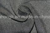 Tela teñida hilado de T/R, 63%Polyester 33%Rayon 4%Spandex, 260GSM