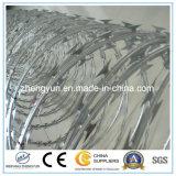 供給の低価格のアコーディオン式のかみそりの刃の有刺鉄線