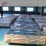 Folha de aço galvanizada Prepainted da telhadura de PPGI