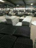 Casella esagonale di Gabion galvanizzata fabbrica della rete metallica