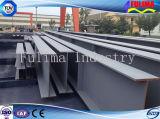 가벼운 강철 구조물 (FLM-HT-001)를 위한 용접된 날조된 H 광속