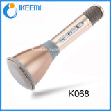 Bluetoothの卸し売り安いベストセラーの手持ち型のマイクロフォンK068