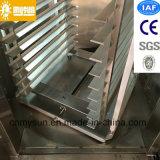 Forno rotativo del forno diesel elettrico del forno dei 64 cassetti per il forno