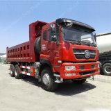 2016 Nuevo Tipo de combustible Diesel 6X4 Styer camión volquete de piedra de la arena que lleva 20 toneladas Volquete Volquete usados de camiones pesados