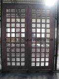 安い価格の内部の芸術の鋼鉄挿入前ドア