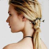 Het Europese & Amerikaanse anti-Goud Hairwear van het Haar van de Greep van het Haar van de Driehoek van de Pijl van de Manier Trendy
