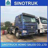Reboques do caminhão da cabeça do trator de HOWO 371HP 420HP 6X4 para a venda