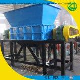 De multifunctionele TweelingOntvezelmachine van de Schacht voor Plastiek/Schuim/Hout/het Afval van de Band/van het Voedsel/Gemeentelijk Afval/Metaal