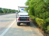 Carrello di golf di colore della jeep del vapore delle 2+2 sedi (gomme fuori strada)