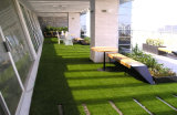 Het kunstmatige Gras van het Gras voor Decoratie, het Modelleren, Tuin, Dak enz.