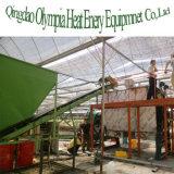 Оборудование заквашивания органического удобрения с высокое эффективным