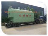 20t/h de vapor aquatubular industrial com baixa emissão