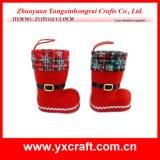 Decoraciones de la Navidad de la venta al por mayor del cargador del programa inicial de la Navidad de la decoración de la Navidad (ZY15Y112-1-2)