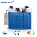 Sincrónico de electro-hidráulica CNC máquina de doblado con 4 ejes