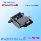 Interrupteur de porte en alliage de zinc pour appareils ménagers