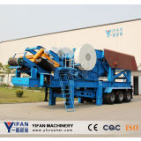 Alta qualidade e Low Price Mobile Jaw Crusher