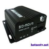 H. 264 карточка /3G передвижное DVR SD с отслеживать GPS (HT-6605)
