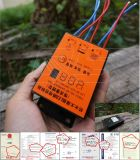 12V/24V 5A/10A (<; 120W) PWM Intelligent Solar Charger/Charge Controller, Solar Controller, Lithium Battery Controller, Street Lamp Controller, IP65