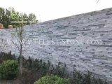 자연적인 화강암 더미 돌담 클래딩 돌 위원회 화강암 선반 문화 돌