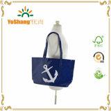 Пляж PVC самых последних повелительниц конструкции глянцеватый кладет сумку в мешки Tote