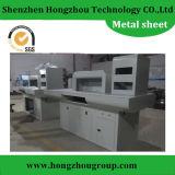 Folha de metal de alta precisão personalizada para máquina de fabricação