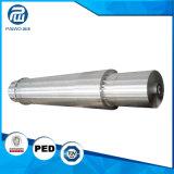 中国の製造者の高精度の鋼鉄は風力の本管シャフトを造った