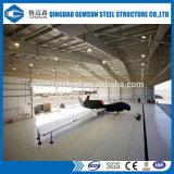 Hangar neuf d'avions de modèle de protection contre les incendies