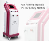 毛の取り外しのアクネの傷の皮の若返り装置のための医療機器はIPL Shr機械Slaonの美選択する