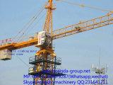 Hongda 3ton alla gru a torre di qualità di 25 tonnellate