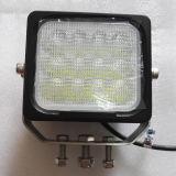 Unisun 5inch 48watt 크리 사람 LED 무겁 의무 Work Lamp