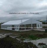 20X35mの使用料のための豪華な玄関ひさしのParyの結婚式のテント
