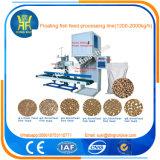 maquinaria de fabricación de alimentos para peces pescado flotante máquina extrusora de alimentación