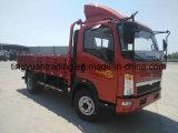 概要の交通機関のための4*2 HOWOの軽トラック