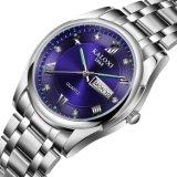 Form-Armbanduhr für Männer und Frauen