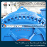 Pompa di sabbia centrifuga di alta qualità/pompa della draga/pompa della ghiaia con alto flusso